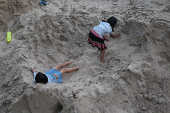 Making the most of construction sand.