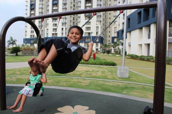 soaring&swinging